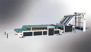 FM-D系列 高速顶级型半自动贴面机