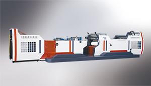 YFM 系列(出口型)全自动高速预涂膜覆膜机
