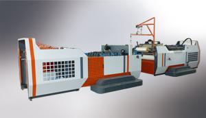 YFML系列 高速链刀预涂膜覆膜机